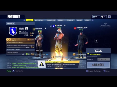 NEW Port-a-Fort | NEW Account LEVEL 28  | Team Matrix | Fortnite Battle Royale | !team