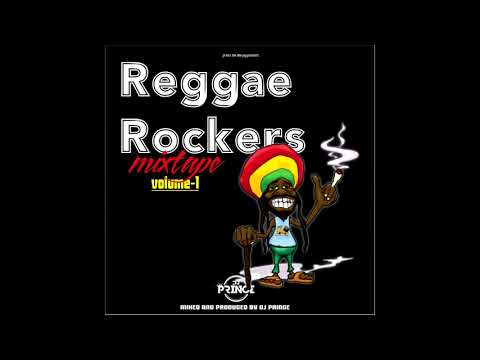 Dj Prince -  Rockers Reggae [VOL.1 MIX]