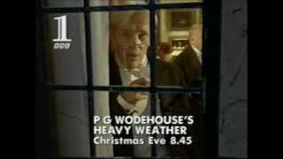 Christmas on BBC1 1995 PG Wodehouse's Heavy Weather trailer