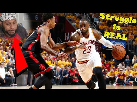 """COULDN""""T FINISH THIS! Cleveland Cavaliers vs Toronto Raptors Full Game Highlights"""