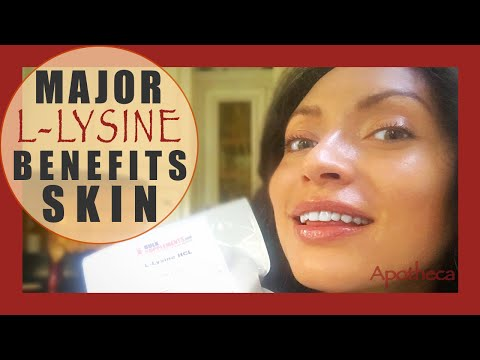 💫 ⭐️ 💫  L-Lysine! Rad skiN +viral 🙌🏽 help+plaque+ & MORE   🎉