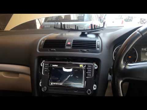 SKODA LAURA TOUCH SCREEN CAR STEREO WITH BLUETOOTH USB AUX  from CLASSIC RAMESH NAGAR