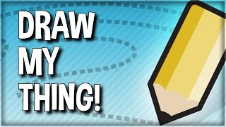 Someone's Cheating! | Draw Something! (with Facecam)