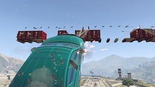 Летящо конче - GTA 5 Online