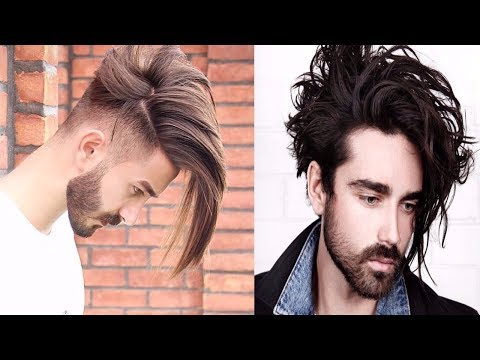 Most Sexy Long Hairstyles For Men 2018-2019 | Men's New Long Hairstyles 2019