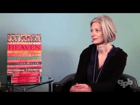 Author Lisa Miller: New Visions Award Winner