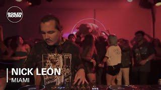 Nick León | Miami: III Points Warehouse Party