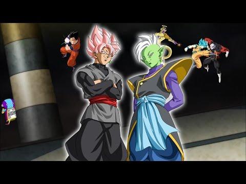 Zamasu im Universal Survival Arc? - Dragonball Super Fragen [Folge 91+]