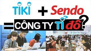 Vì sao Tiki và Sendo tính chuyện sáp nhập? | VTV24