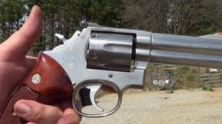 Smith u0026 Wesson Model 686 357 Magnum Revolver