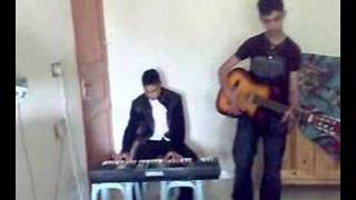 HarD OuJdA SOAD Atwa {Guitar classic and Piano}