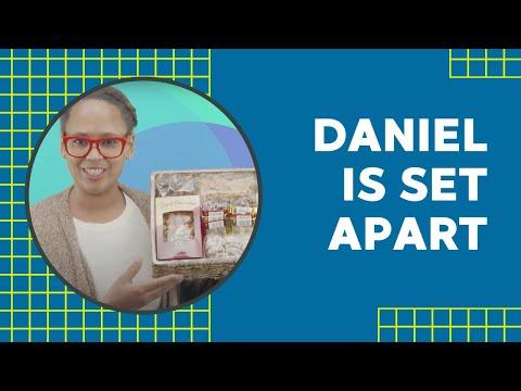 Daniel Is Set Apart | CT Kids