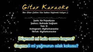 Kır Papatyası - Gitar Karaoke (5 Ton)