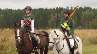 IV Чемпионат России по конной стрельбе из лука 2020