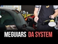 Meguiars  Microfiber System - Sistema de Polimento