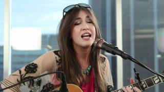 "Live On Sunset - Kate Voegele ""Heart In Chains"" Acoustic Performance"