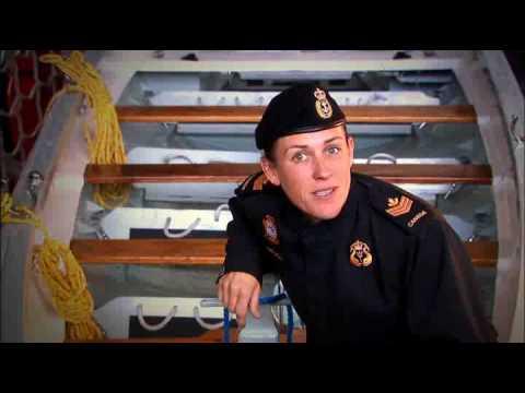 Canadian Navy - Boatswain