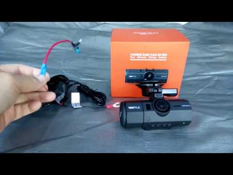 Vantrue Hardwire Kit Install