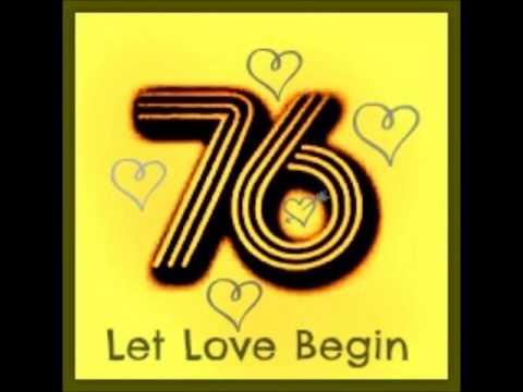 Let Love Begin - Radio Edit