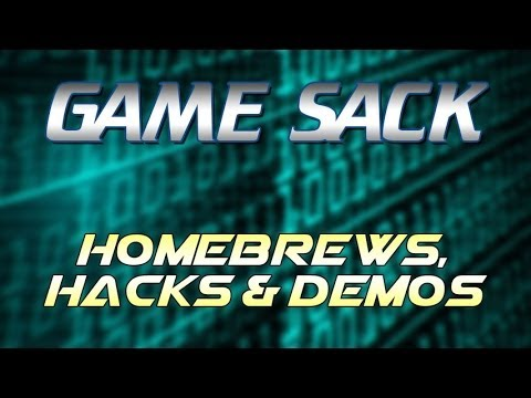 Homebrews, Hacks & Demos - Game Sack
