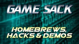 Game Sack - Homebrews, Hacks & Demos