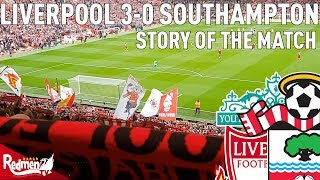 Download Video Liverpool v Southampton 3-0 | Story of the Match MP3 3GP MP4