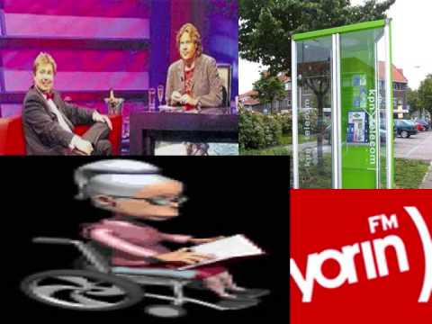 Jensen Telefoon Terreur - Oud Doof Vrouwtje