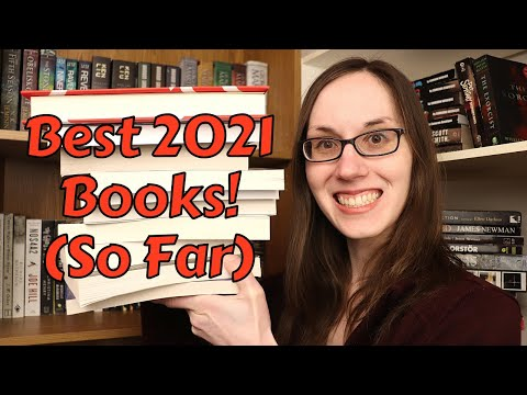Best Books Published in 2021! (So Far) | Horror, Thrillers SciFI & Fantasy