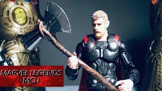 ¡CUSTOM/WASH NEGRO a Thor de Avengers: Infinity War!