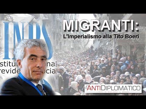 Migranti  l'imperialismo alla Tito Boeri