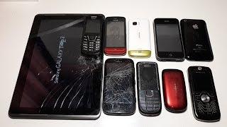 Телефоны под восстановление Nokia C5-03,  Nokia 3120c-1c, iP*one 3g, Motorola L6, Nokia 510 Windows
