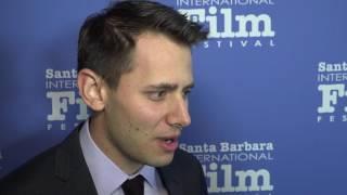SBIFF 2017 - Benj Pasek Interview