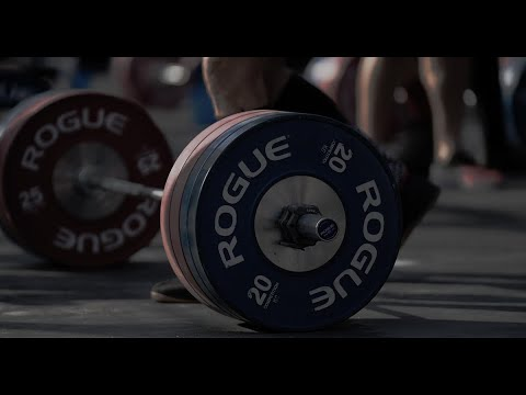 2018 Dubai CrossFit Championship Event 7/8/9/10