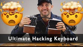 Ultimate Hacking Keyboard UHK60 - Mechanical Keyboard Review