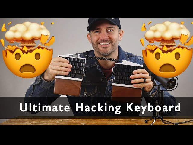 Ultimate Hacking Keyboard UHK60 - Mechanical Keyboard Review