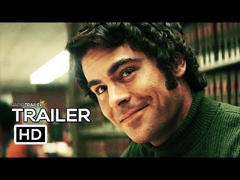 Play EXTREMELY WICKED, SHOCKINGLY EVIL AND VILE Official Trailer (2019) Zac Efron, Lily Collins Movie HD