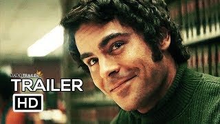EXTREMELY WICKED, SHOCKINGLY EVIL AND VILE Official Trailer  Zac Efron, Lily Collins Movie HD