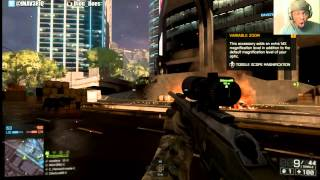 Battlefield 4 Online Gameplay - SNIPER TEST | BF4 Next Gen Gameplay