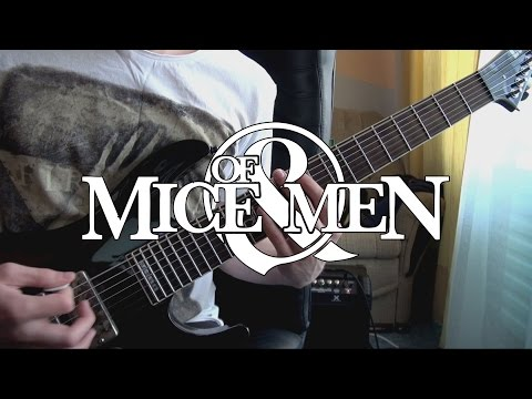 Of Mice & Men | Public Service Announcement | Guitar Cover  by Noodlebox