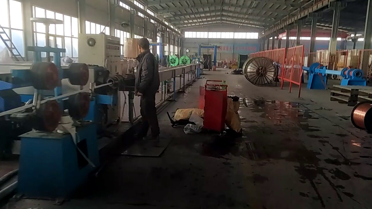 Xlpe insulated pvc jacket power cable manufacturing process rmjt cable