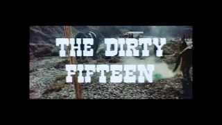 The Dirty Fifteen (1968)  - Trailer
