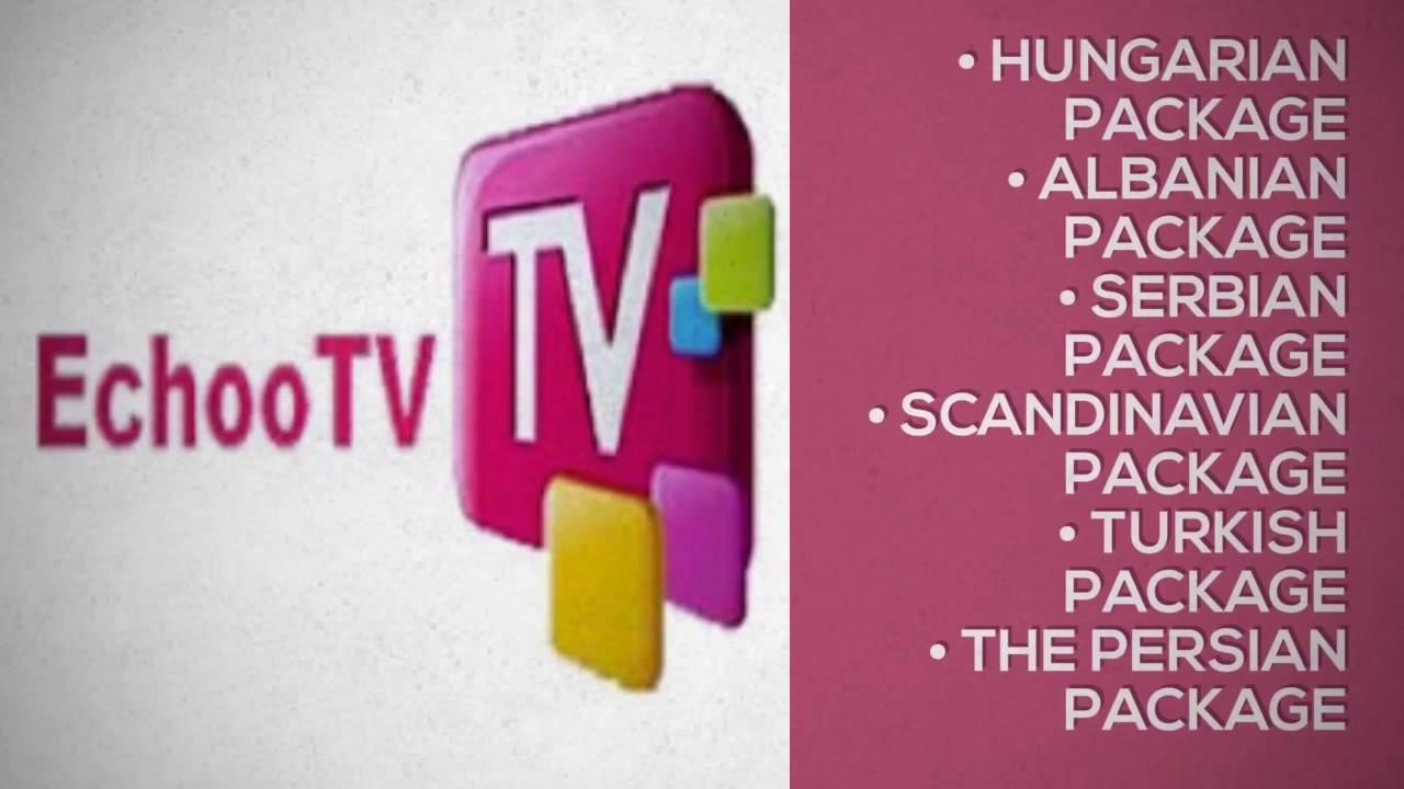 Echoo tv