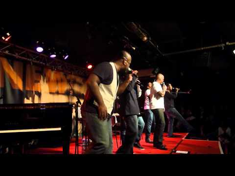 Take 6 - Old school - Part 1 (New Morning - Paris - July 11th 2012)