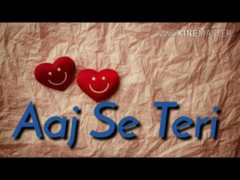 Aaj Se Teri Ringtone WhatsApp Status I Padman L Akshay Kumar