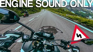 Suzuki GSXS-1000F sound & review