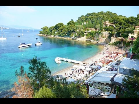 Saint-Jean-Cap-Ferrat  Beach , France