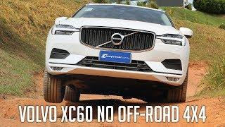 Teste: Volvo XC 60 no off-road 4x4