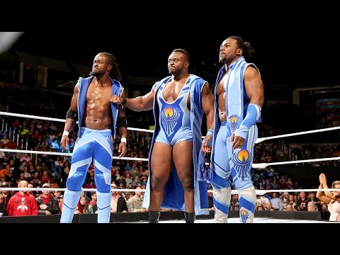 ПОХМЕЛЬНЫЕ ИГРЫ   New Day!Приколы WWE