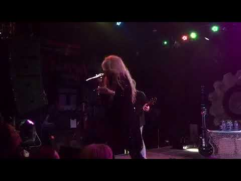 Janet Gardner LIVE in Battle Creek MI at The Music Factory 9/1/2017