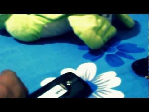 Nokia Asha 308 - unboxing